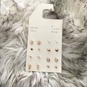 A New Day Ear Studs